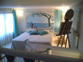chambre azzurra